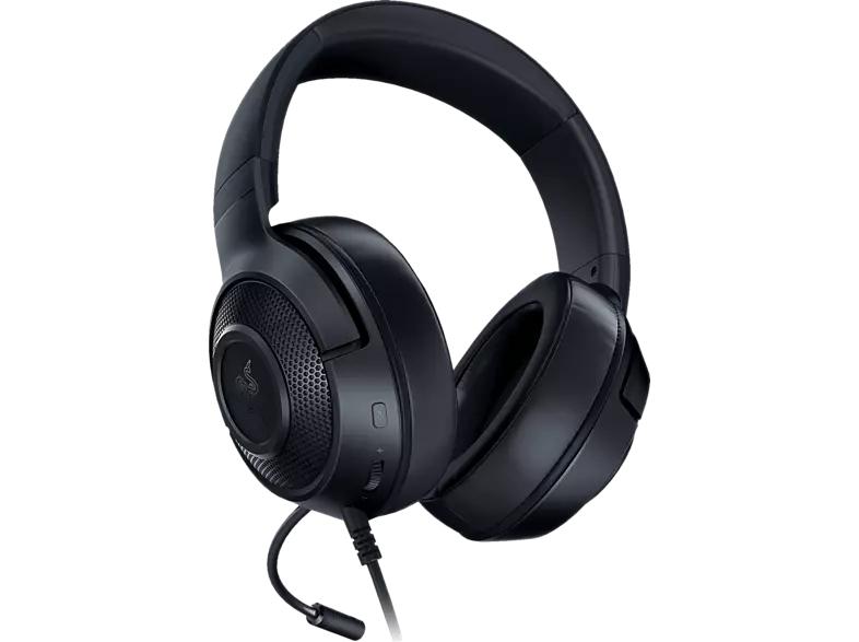 Razer Kraken X Over-ear gaming headset Schwarz