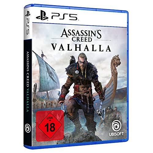 Assassin's Creed Valhalla - Standard Edition - [PlayStation 5] für 34,99€ + VSK
