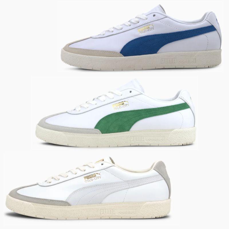 Puma Oslo-City Premium Sneakers in 3 Farben mit F&F Rabatt