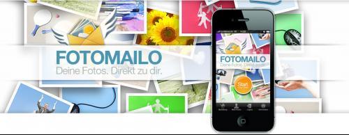 FOTOMAILO App (iOS und Android) - KOSTENLOS Fotoabzüge bis zu 5€ bestellen mit Gutscheincode