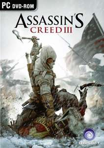 Assassin's Creed 3 (PC) für 16.99€