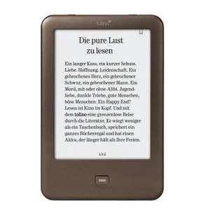 [eBook-Reader] tolino shine - Kindle Paperwhite Alternative