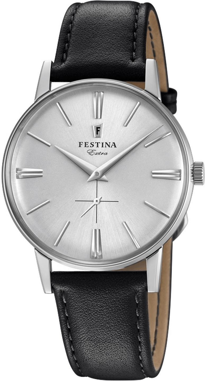 Festina F20248/1 Klassik Unisex-Armbanduhr
