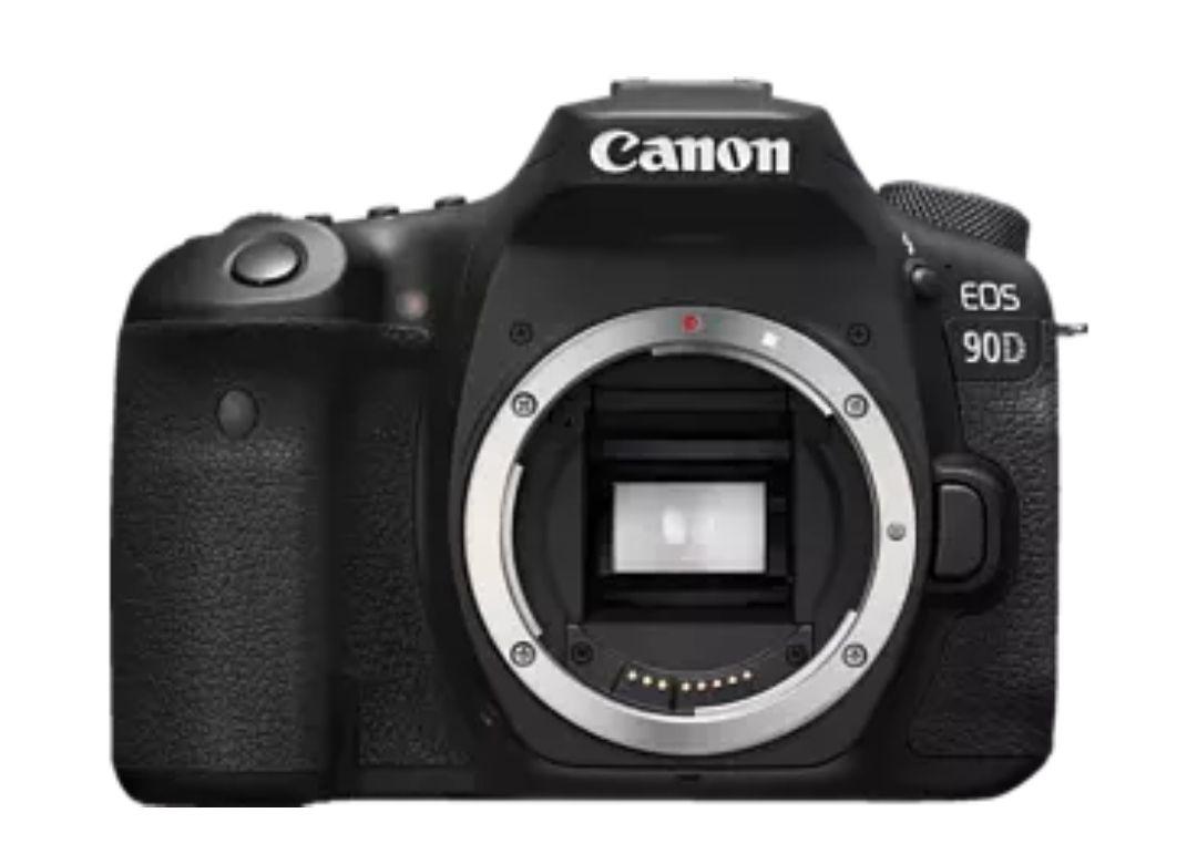 Canon EOS 90D Body Spiegelreflexkamera