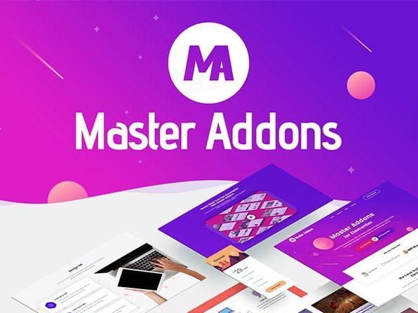 [stacksocial] Master Addons for Elementor: Lifetime Subscription | WP Addon für Elementor