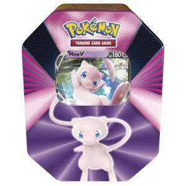 Pokemon Frühjahrs TIN 1 Mew V