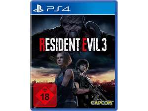 PS4 Resident Evil 3 Remake - bei Abholung