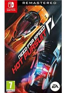 Need For Speed: Hot Pursuit Remastered (Switch) für 20,15€ inkl. Versand (Base.com)