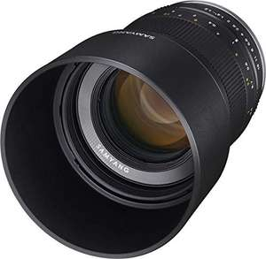 Samyang MF 50mm F1.2 APS-C Sony E-Mount