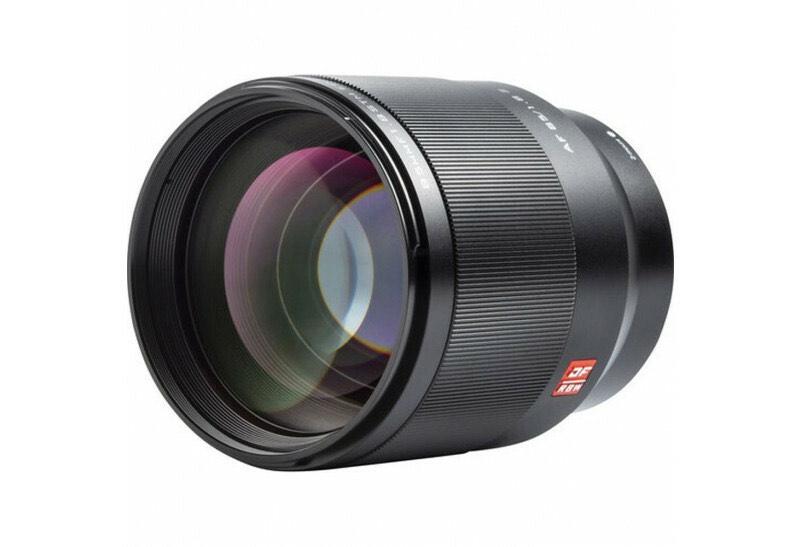 Viltrox Objektiv 85mm f1.8 II für Sony E-Mount