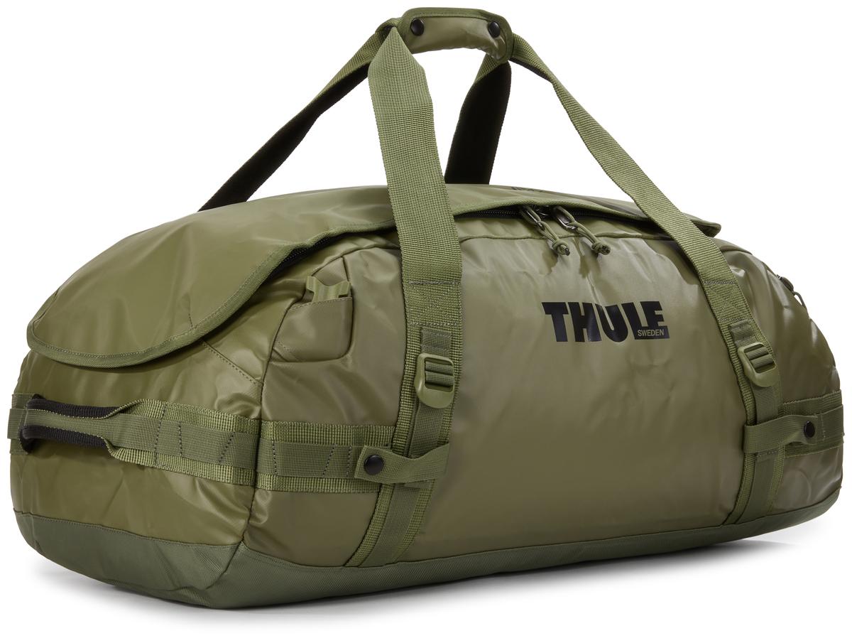 40% auf grüne Produkte bei eleonto zum St. Patricks Day, zB Thule Chasm Duffel Bag für 71,97€