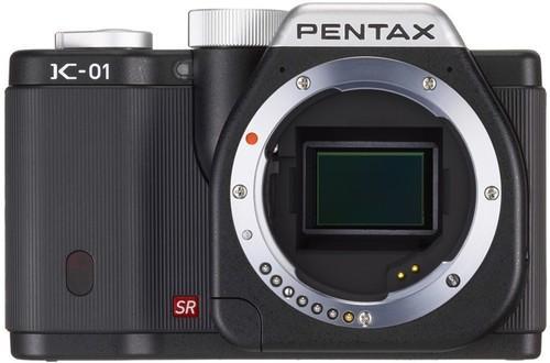 Pentax K-01 Body schwarz für ~298,- € (Idealo.de: 359,- €) @SRS Microsystems Ebay.co.uk oder Onlineshop