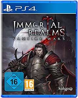 Immortal Realms: Vampire Wars(PS4) [Amazon Prime]