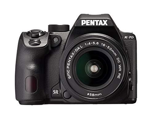 Pentax K-70 + DA 18-50mm DC WR RE