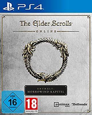 The Elder Scrolls Online (inkl. Morrowind) [PlayStation 4] [Amazon Prime]