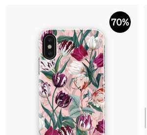 IDEAL OF SWEDEN iPhone X Case