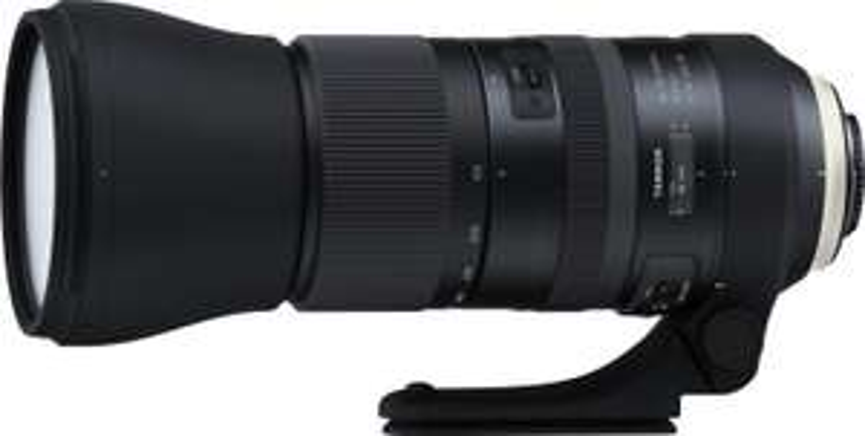 Tamron SP AF 150-600mm F5-6.3 Di VC USD G2 Objektiv für Nikon F-Mount