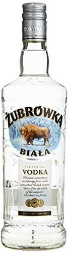 Zubrowka vodka