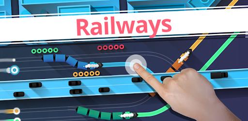 [Google Play Store] Railways | Traffix | Package Inc | ohne Werbung