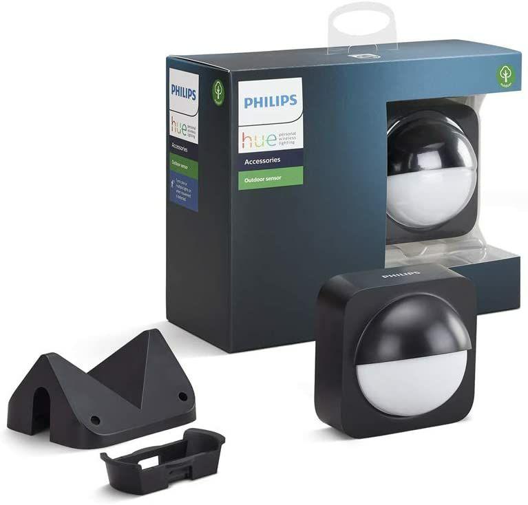 Philips Hue Outdoor Sensor Funk-Bewegungsmelder (Amazon UK)