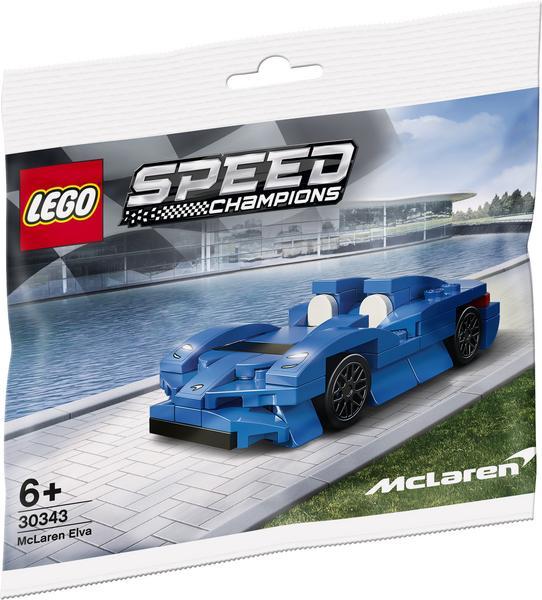 LEGO Speed Champions - McLaren Elva (30343) [Thalia KultClub]