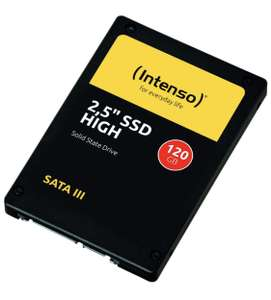 """Intenso """"High Performance"""" SSD 120 GB (2,5 Zoll) - Prime"""