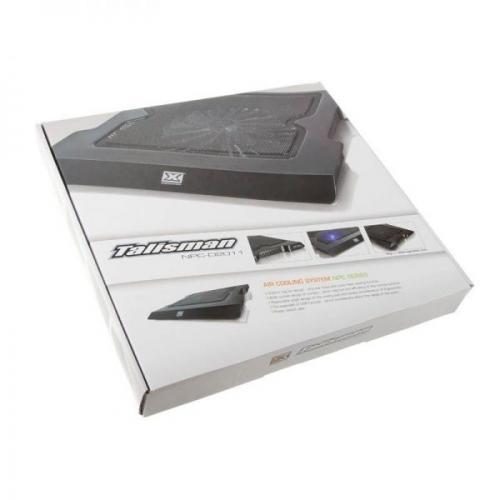 """Xigmatek Talisman 2011 Notebookkühler  für alle Größen bis 15,6"""" @ Getgoods Deals"""