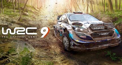 WRC9 Playstation 5 Digital PSN Store