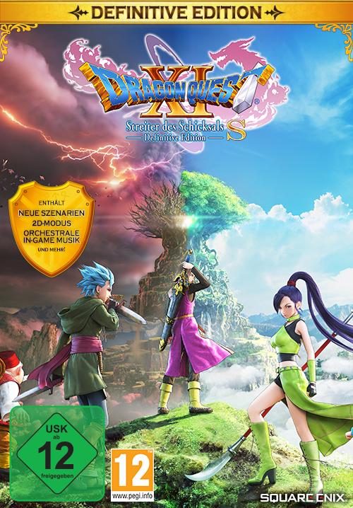 Dragon Quest XI S: Streiter des Schicksals Definitive Edition für PS4