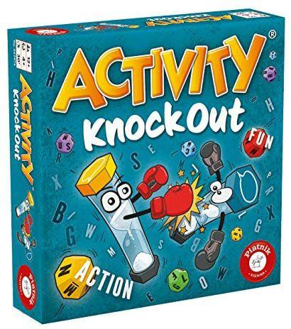[Amazon Prime] Piatnik Vienna - Activity Knock Out, Team-Spiel, 4 Spieler +, ab 12 J.