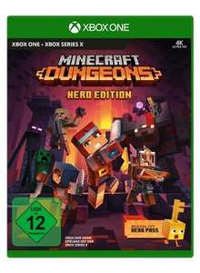 Minecraft: Dungeons Hero Edition (Xbox One) [Expert]