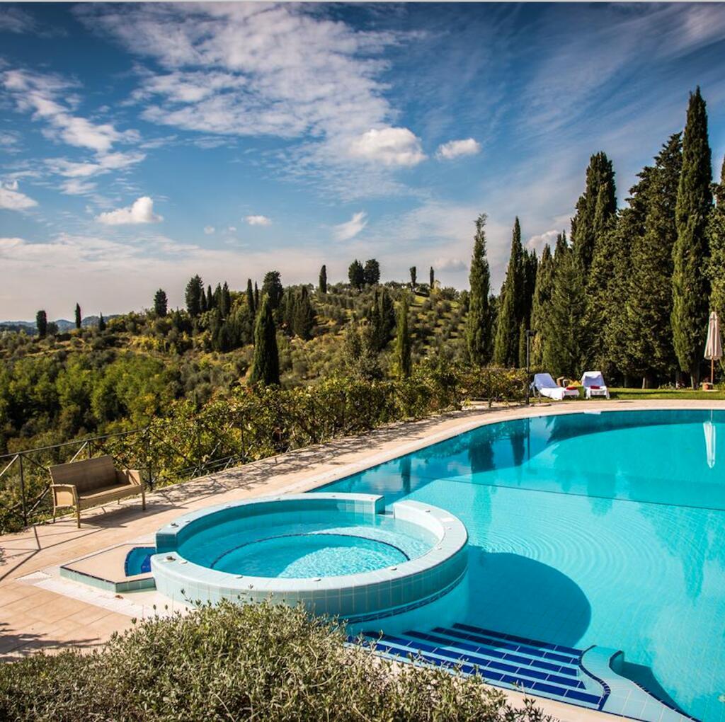 Toskana, Italien: 3 Nächte - 2 Personen - Apartment Borgo Bucciano inkl. Frühstück, Endreinigung / gratis Storno / Juni 2021- Sep. 2022
