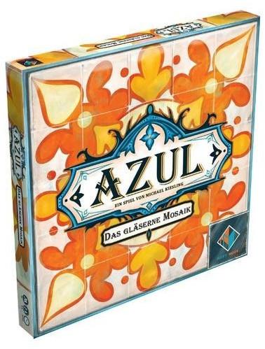 [Thalia Club] Azul: Das gläserne Mosaik (Erweiterung) - Gesellschaftsspiel für 2-4 Spieler ab 8 Jahren (ca. 30min, BGG 7,3)