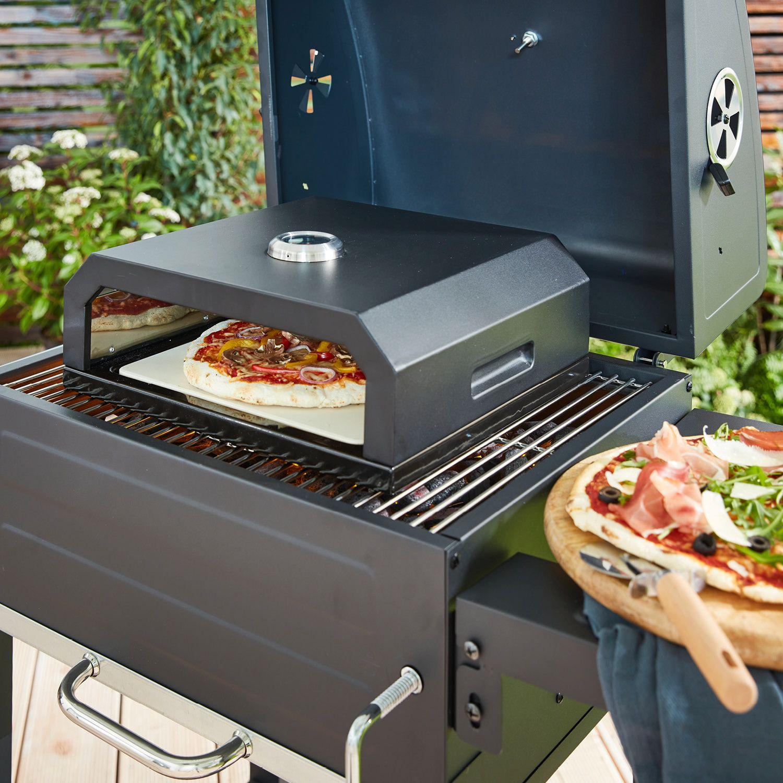 [Aldi Süd]: Pizzabox für Gas-/ Kohlegrill