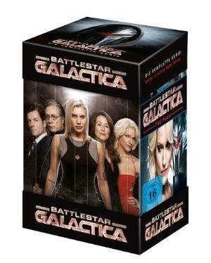 [Saturn Dortmund City] Battlestar Galactica - Die komplette Serie [25 DVDs] für 29,99€
