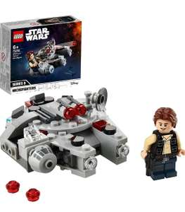[Prime] LEGO 75295 Star Wars Millennium Falcon Microfighter