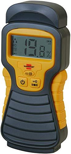 Brennenstuhl Feuchtigkeits-Detector MD (Feuchtigkeitsmesser für Holz oder Baustoffe) [Amazon Prime]