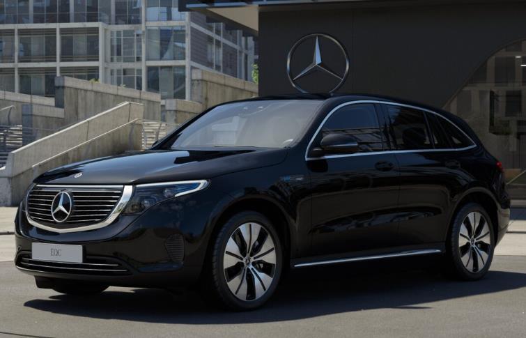 Privatleasing: Mercedes-Benz EQC 80kWh / 408PS (konfigurierbar) für 359€ (eff 365€) monatlich - LF:0,54