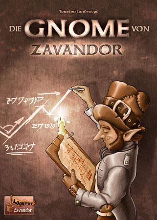 Die Gnome von Zavandor  ab 11,49€ inkl. Versand - Bestandskunden 14,49€ (Idealo 19,85€)