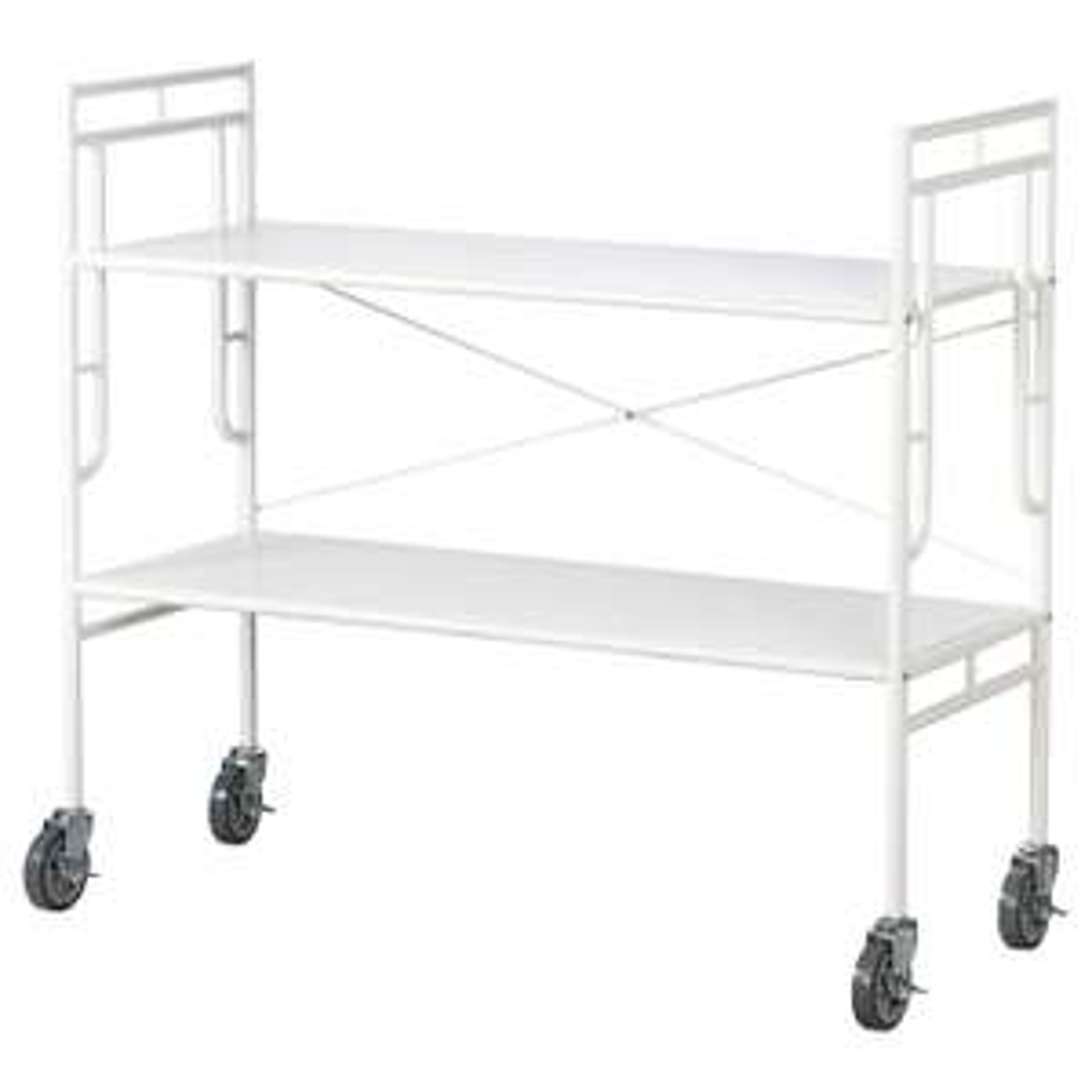 IKEA Brunnthal - LOKAL - Rollwagen - Regal Sammankoppla mit IKEA Family