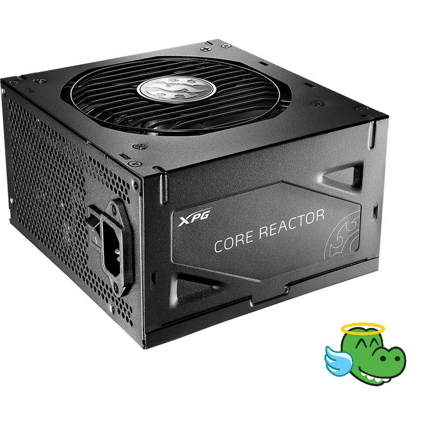 [Mindstar] 650 Watt ADATA XPG CORE REACTOR Netzteil 80 Plus Gold - 10 Jahre Garantie