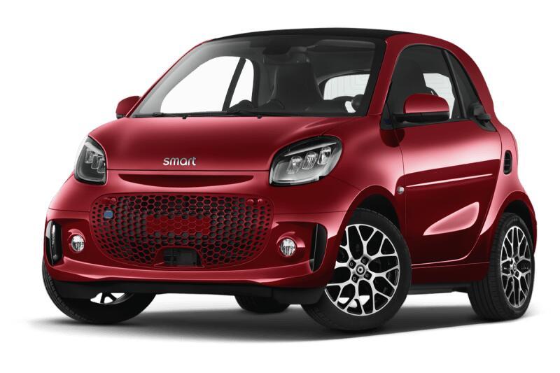 [Privatleasing] SmartEQ fortwo coupé (konfigurierbar) (82 PS, 17,6 kWh) 24 Monate, mtl. eff. 68,8€ (für 10k km/Jahr), BAFA