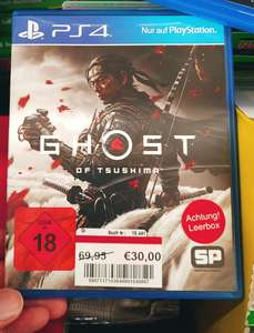 (Real Garbsen/Hannover/A2) Ghost of Tsushima PS4