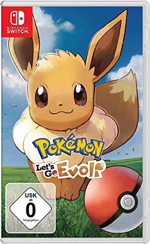 Pokémon: Let´s Go, Evoli! - Nintendo Switch [Amazon]