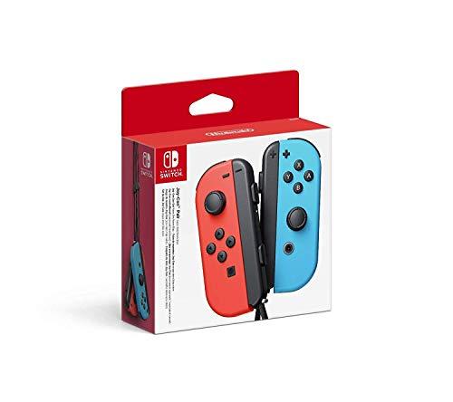 Nintendo Joy-Con 2er-Set Neon-Rot/Neon-Blau - [Amazon]
