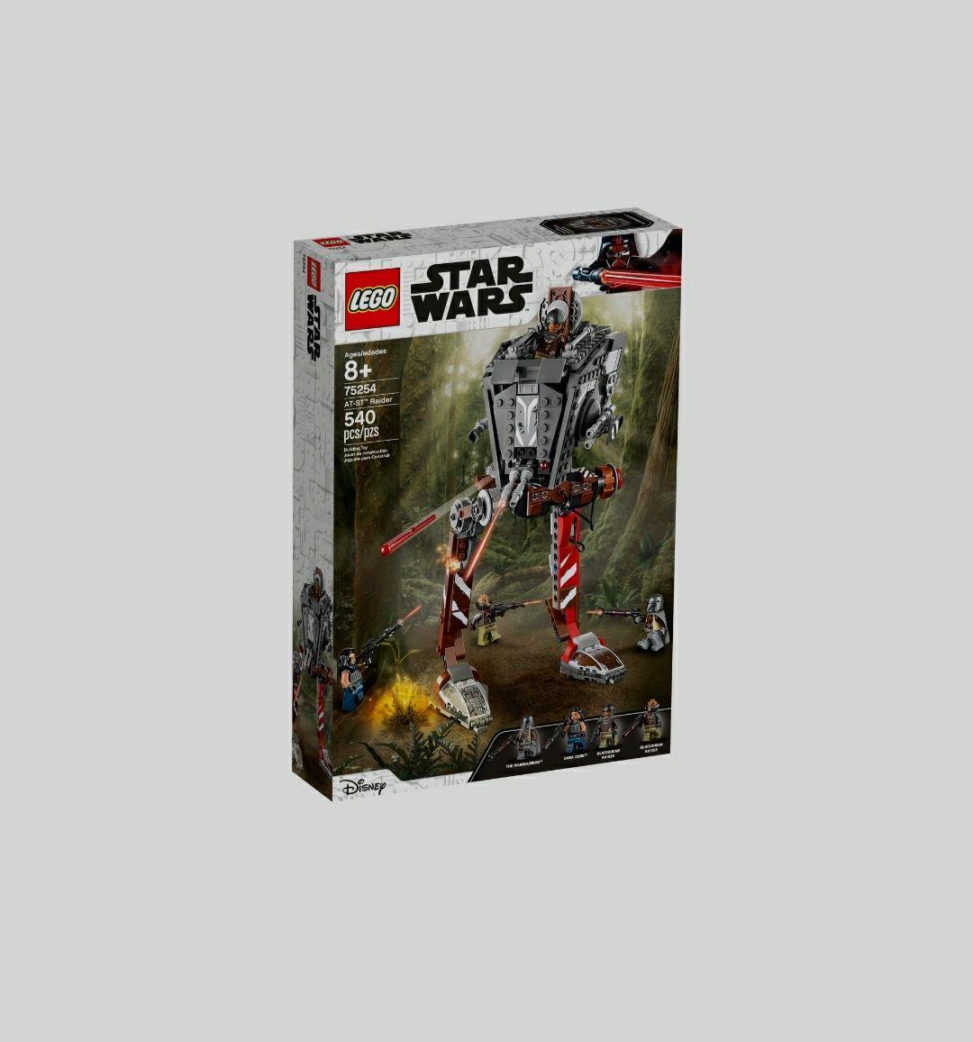[Amazon] LEGO 75254 Star Wars AT-ST-Räuber (Lieferbar ab 17.04.21)