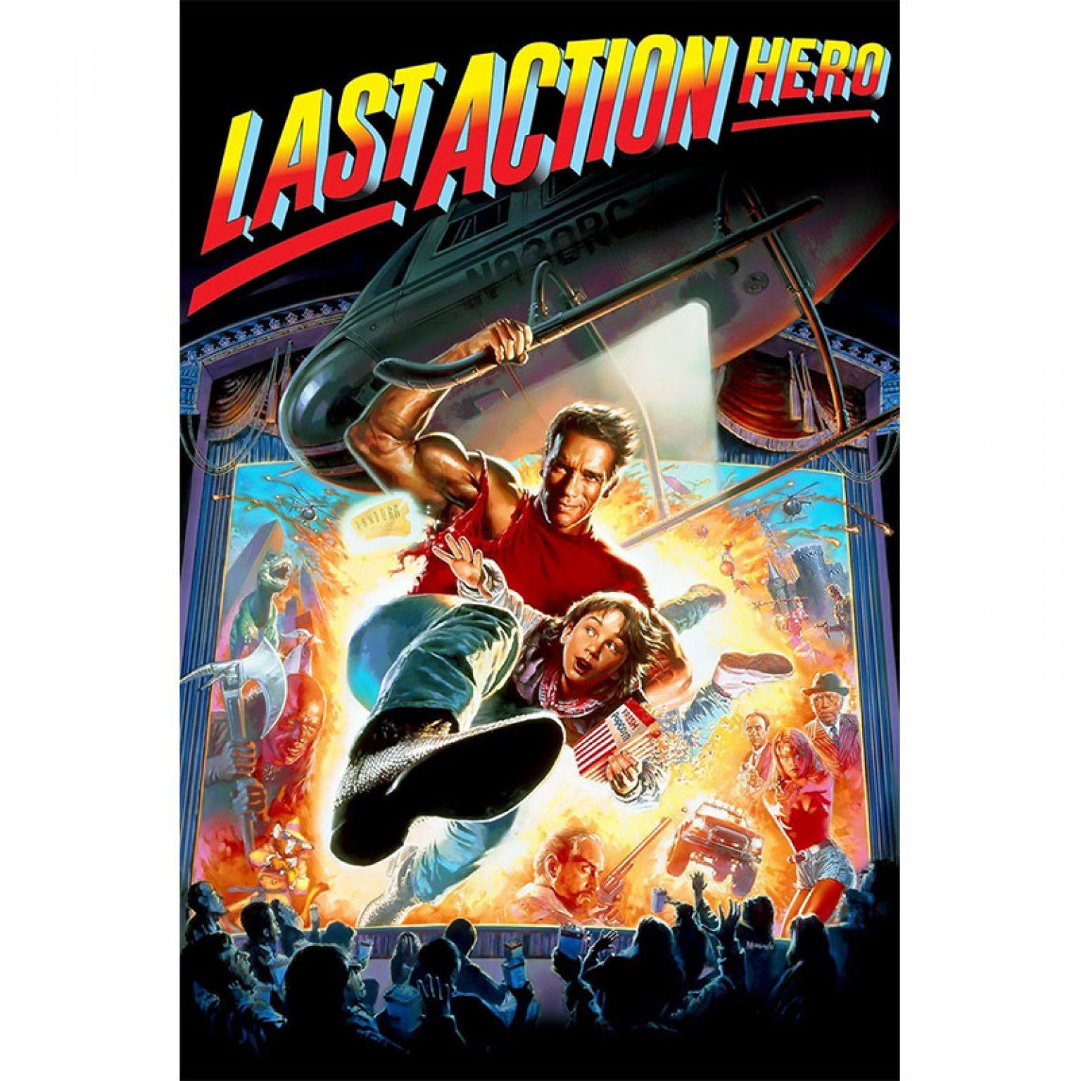 [Cede.de] Last Action Hero (Ultra HD Blu-ray)