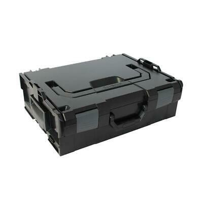Sortimo Systemkoffer L-Boxx 136 schwarz / Industrial Line