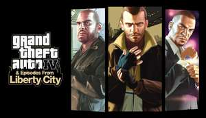 Grand Theft Auto IV: The Complete Edition für 5,99€ bei Steam