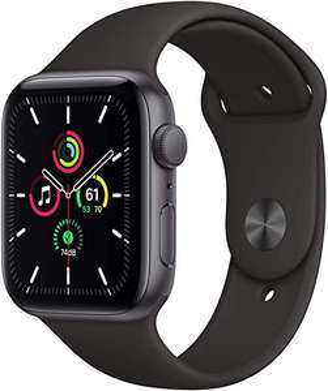 [eBay Cyberport] Apple Watch SE 44mm GPS Space Grau für 280,59€ 40mm Space Grau für 276,06€